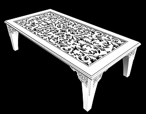textures beautiful 3D Coffee table 2