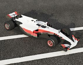 F1 Sports Car 3D