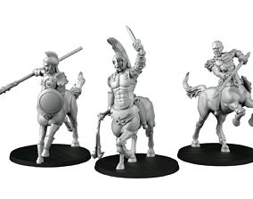 Centaurs 3D printable model