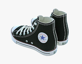 Converse All Stars Shoes 3D