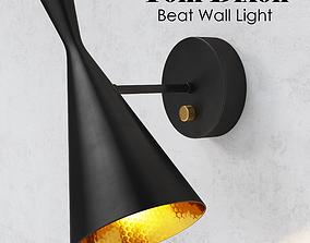 Beat Wall Light Black Tom Dixon 3D model