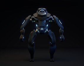 Galaxy Fighter 3D asset