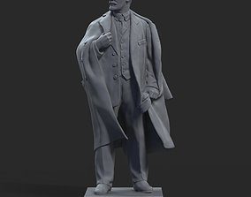Vladimir Lenin 3d print model sculptures