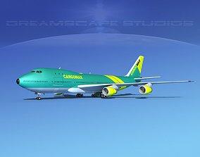 Boeing 747-100 CargoMax 3D