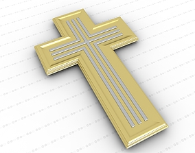 3D model Cross architectural