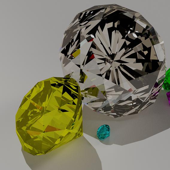 Fantasy diamond