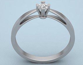 obj 3D print model Ring