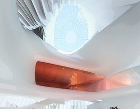 Large Indoor Space 653 3D Models