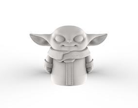 Yoda Baby 3D printable model