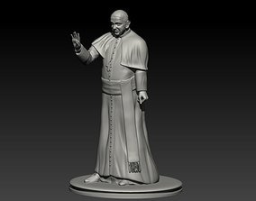 3D print model Pope Francis