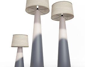 Lamps Tosca 3D
