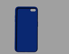 realtime Iphone 8plus case 3D model