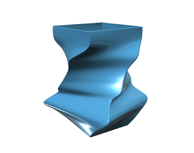 3D print model Vase7