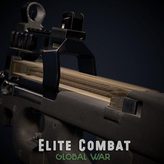 P90 - Elite Combat: Global War