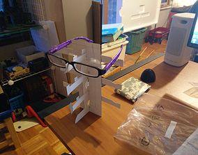 Easy eye glass stand 3D print model