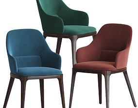 3D Frag Sedia Doa Dining Chair
