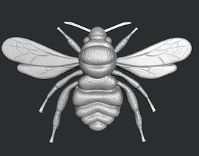 STL models for 3D printing and CNC bee