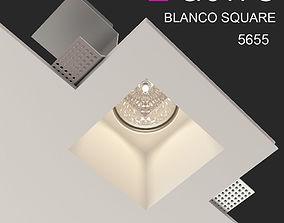 3D model ASTRO BLANCO SQUARE 5655