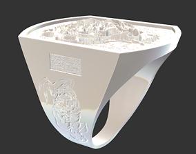 gem Ring 10 3D print model