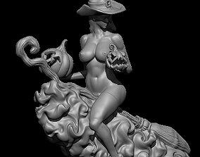 Cordelia witch 3D printable model