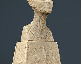 3D model Egyptian Figure 4