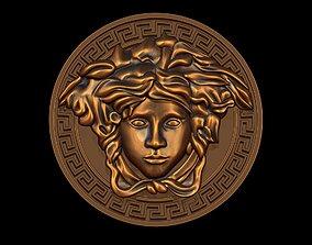3D print model Versace Logo