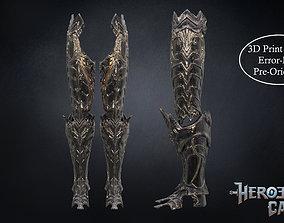 Final Fantasy XIV - Dark Knight Chaos 3D print model 3