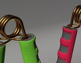 Hand Gripper 3D model
