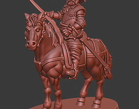 3D printable model Captain of the spanish Tercios