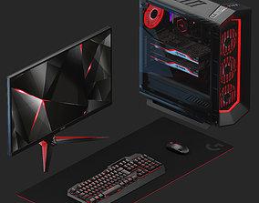 3D PC Gamer Set