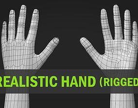 3D model Realistic Hand