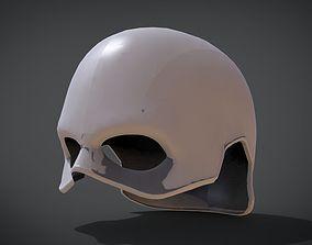 Helmet Captain America 3D printable model