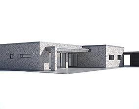 House Nordic parcel 3D model