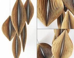 3D Parametric decor bulb n3