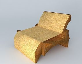 Comfy chair 3D
