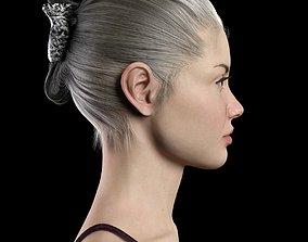 3D model woman Female