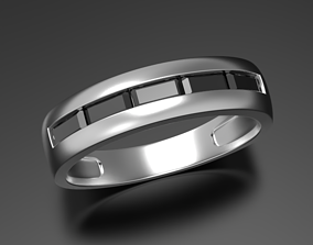 3D print model Shining ring elegant