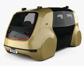 3D Volkswagen Sedric 2017