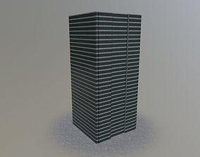 London Churchill Place 3D model
