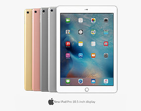 3D Apple iPad Pro 10 inch