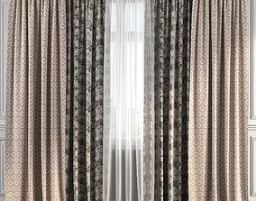 Curtain Set 226 3D