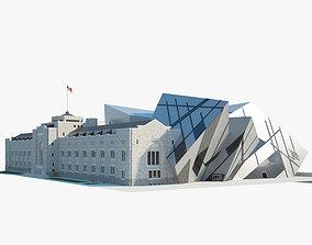 Royal Ontario Museum 3D