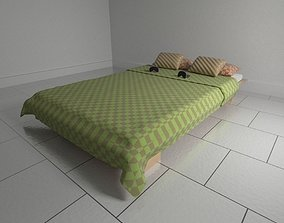 3D Bed pillow and sleeping glasses