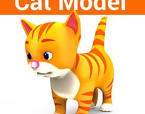 Cute Cat Model realtime