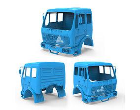 Mercedes Benz NG 1632 3D print model