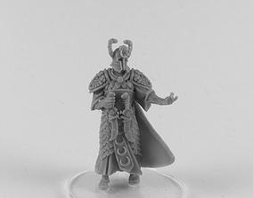 priest Thulsa doom 3D print model