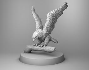 3D printable model Mountain hawk