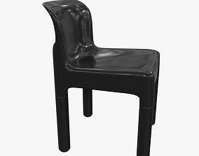 Chair Kartell Carlo Bartoli 3D