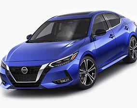 3D model Nissan Sentra 2020