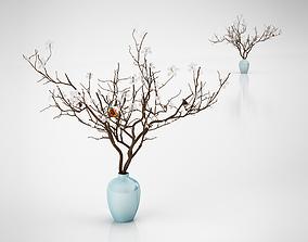 Decorative tree 3D